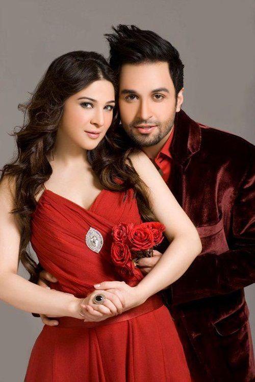 Ayesha umar and azfar rehman dating