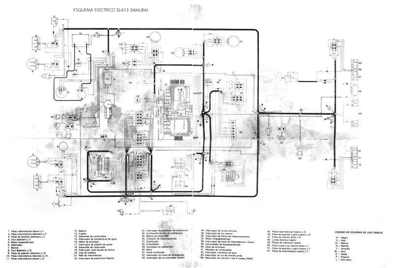 citroen c3 wiring diagram de taller