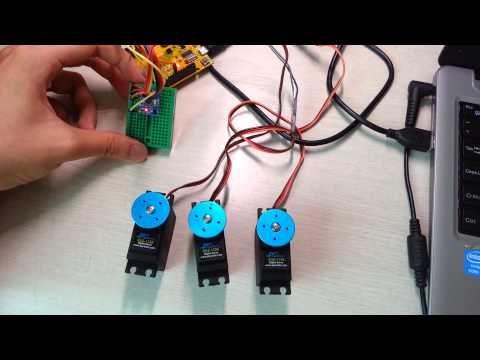 The Engineer Who Dreams of Arts (TEWDA): DIY 3axis gimbal