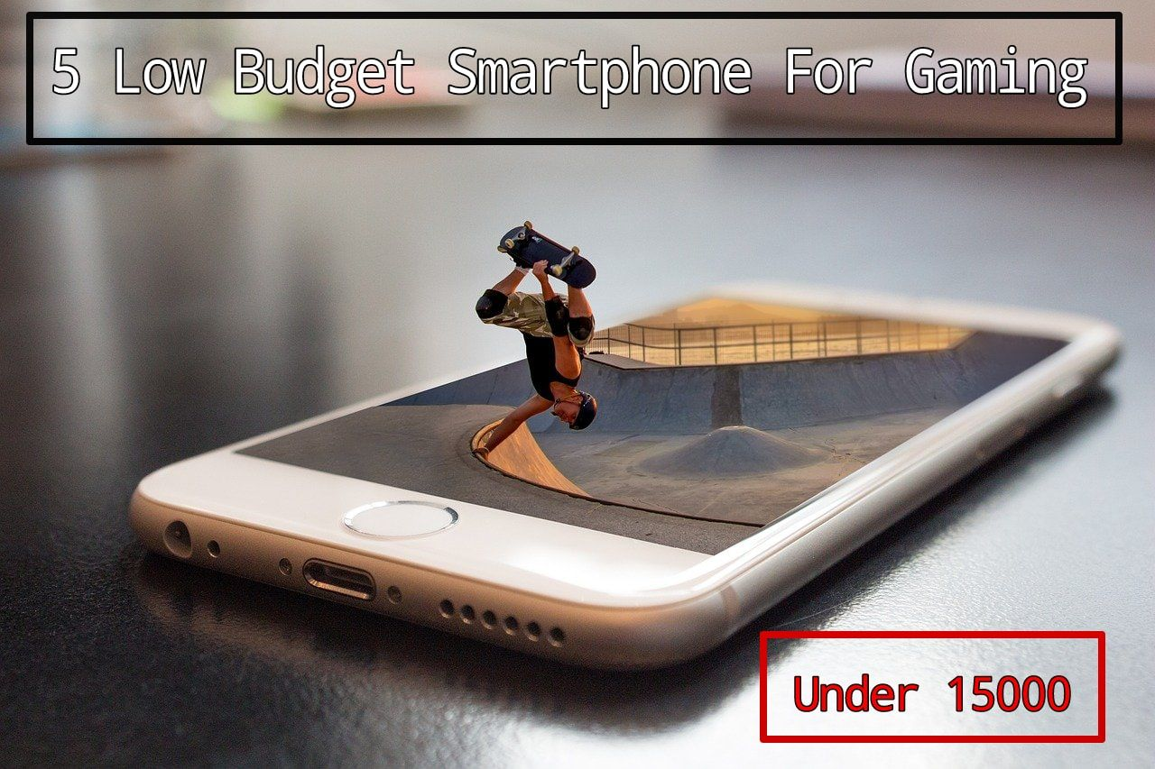 5 Best Smartphone For Pubg Mobile Under 15000 in Hindi in