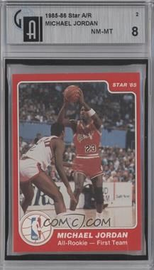 1984 85 Star All Rookie 2
