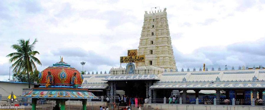 Kanipakam Temple Nithya Kalyanotsavam | Kanipakam Temple