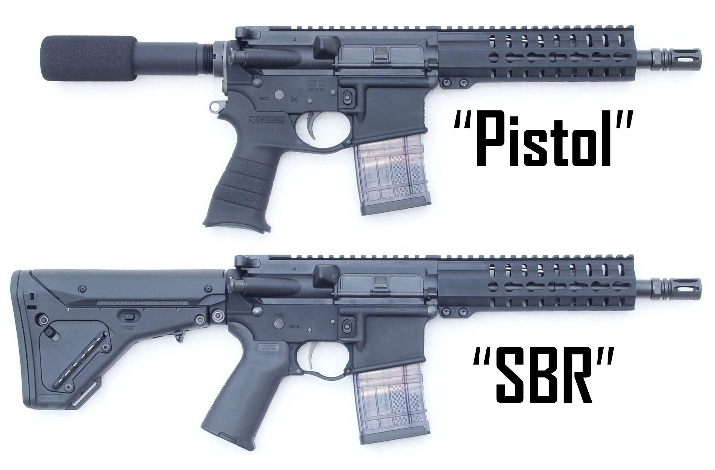 Pistol\