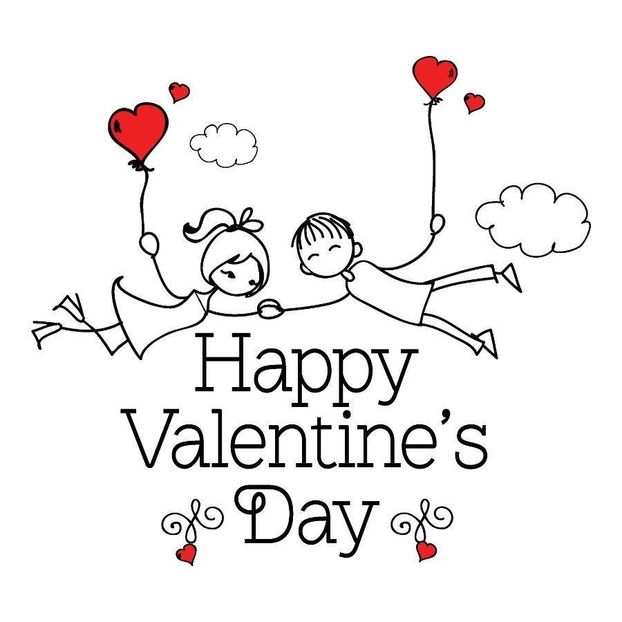 Valentines Day Greeting Card Husband Wife Girlfriend Boyfriend