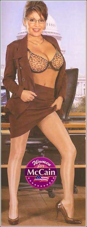 サラ・パリンのセクシーな写真