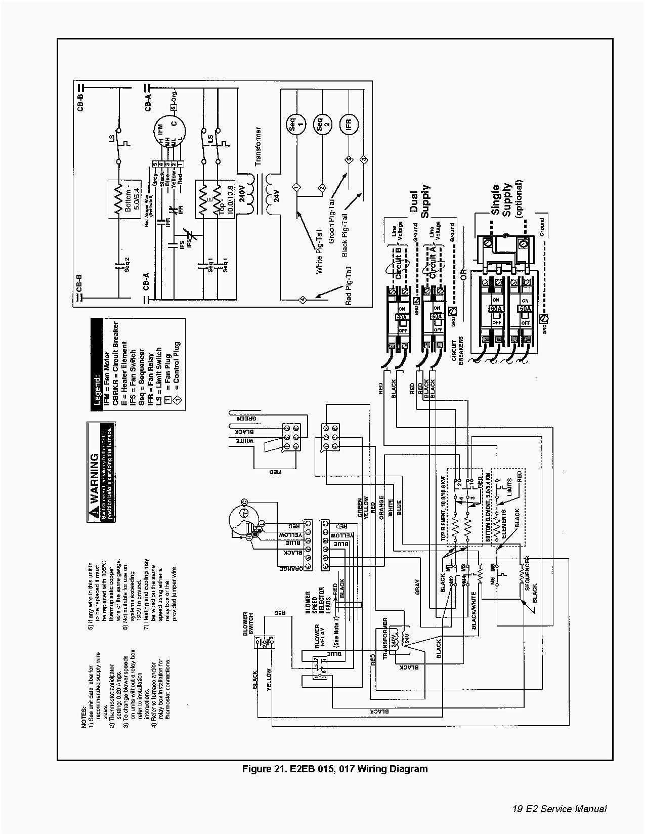 Nordyne Furnace Wiring Diagram Manual E2eb 015ha Bright
