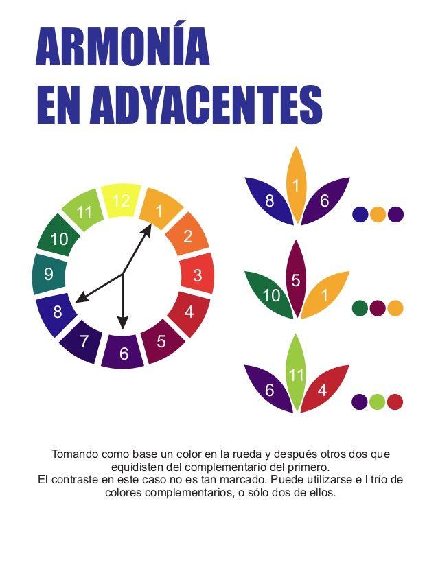 Armonia de colores (1) | El color | Pinterest | Armonia de colores ...