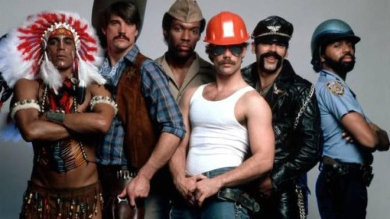 I Need You and The Village People (With images) Village