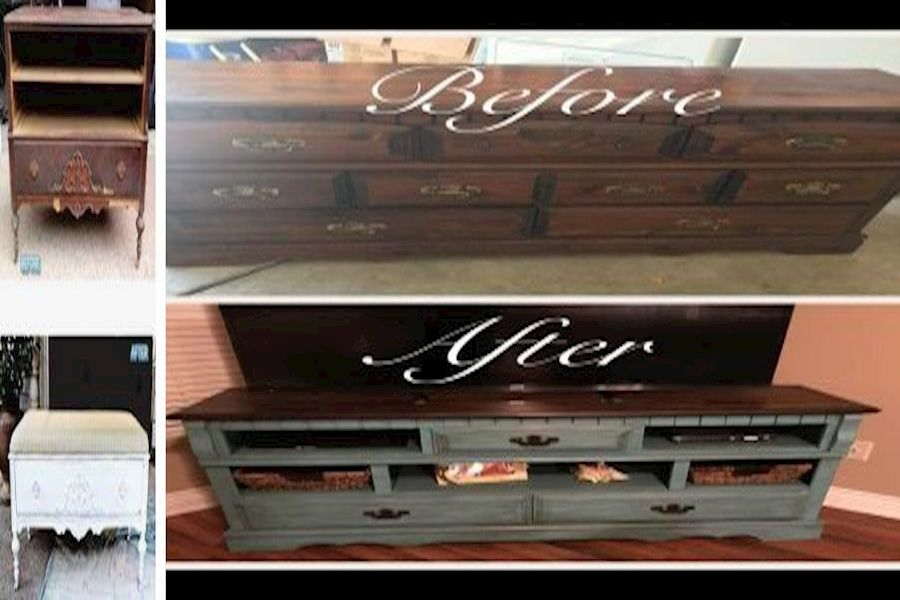 How To Revamp An Old Console Tv Cabinet Old Tv Consoles Diy Indoor Furniture Tv Cabinet Repurpose