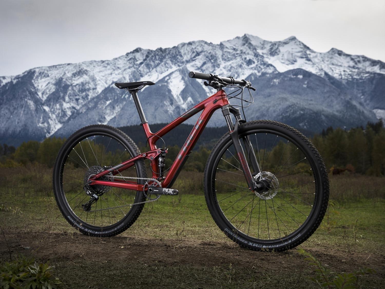 trek mountainbike rea