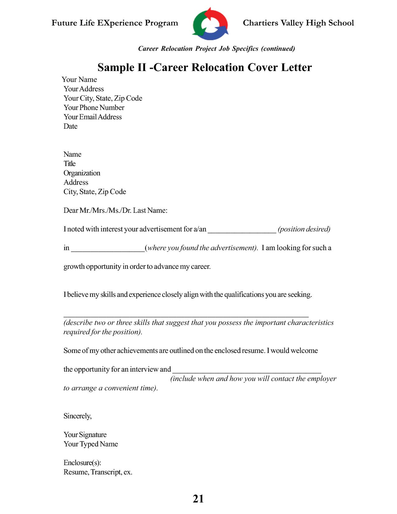23+ relocation cover letter for resume sample java developer 5 year experience format doc free download simple