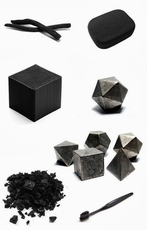 Inspiration in BLACK | Charcoal by Occulter
