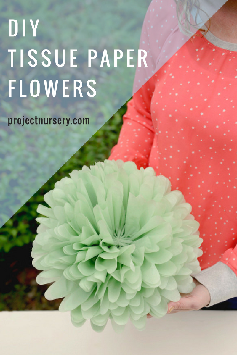 Diy Tissue Paper Flowers Pinterest Tissue Paper Flowers Tissue