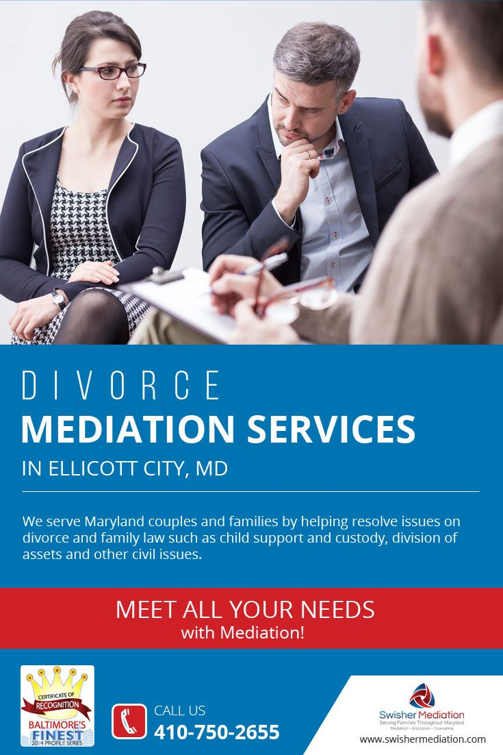 We serve Maryland couples and families by helping resolve