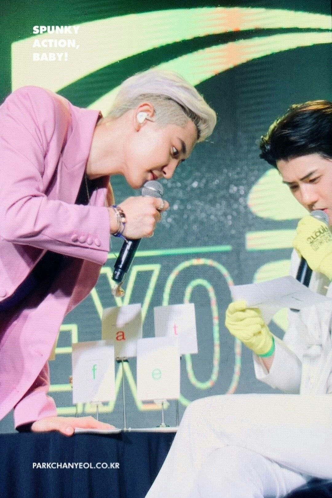 190722 Exo Sc What A Life Showcase Exo