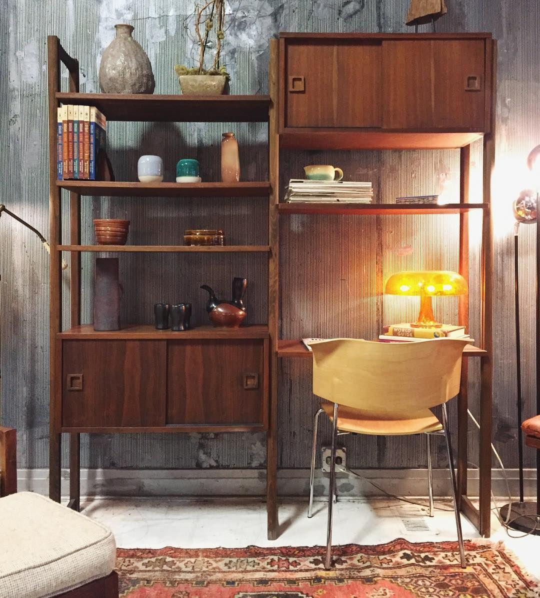 Walnut Glen Apartments: The Transparent Orange Nessino Lamp, Via @dialmformodern