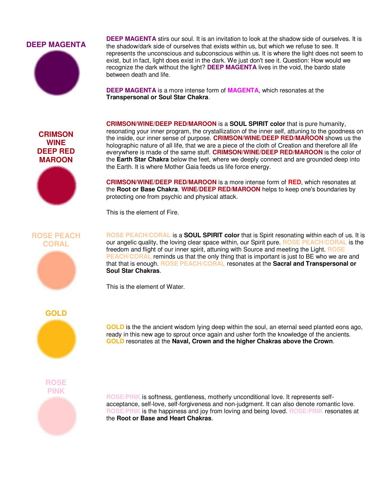 Colour therapy for myopia - You Can Find More Information About All The Colors Color Light And