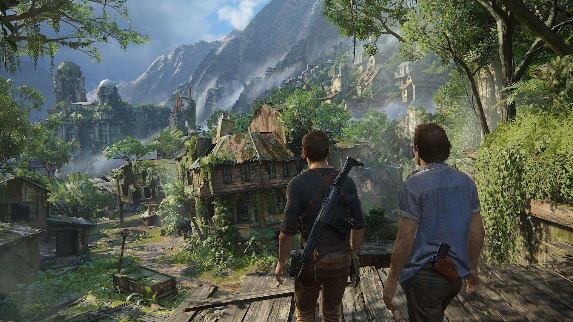 Gry na wyłączność - Uncharted 4