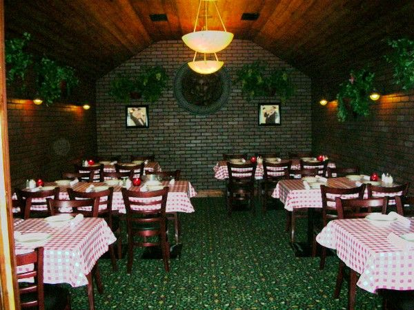 Provino S Italian Restaurant In Atlanta Retro Picture
