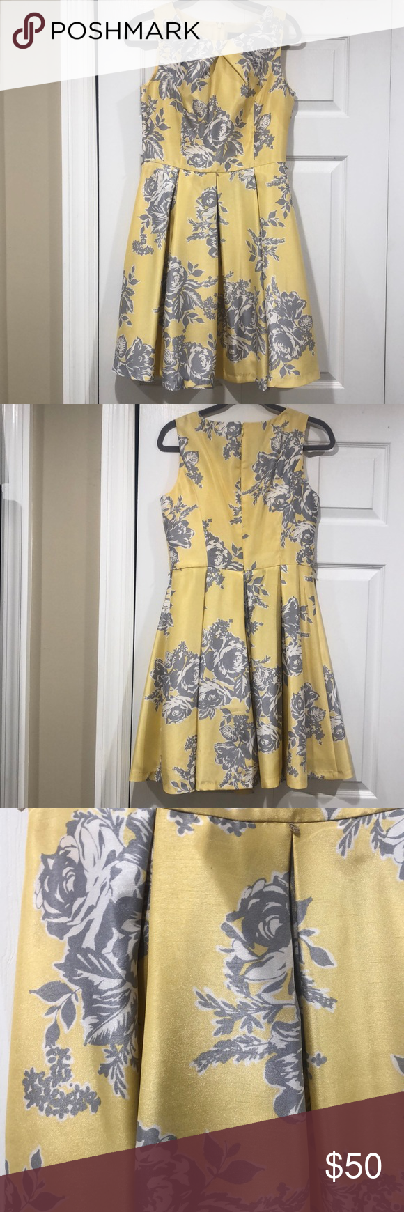 #Beautiful #Dress #floral #Graduation #Great #Grey #Light #Size #yellow Great graduation dress! Size 8, beautiful floral dress. Yellow, light grey and white. I wore it once for my college graduation! Fits very well Jessica Howard Dresses Midi #graduationdresscollege Great graduation dress! Size 8, beautiful floral dress. Yellow, light grey and white. I wore it once for my college graduation! Fits very well Jessica Howard Dresses Midi #graduationdresscollege
