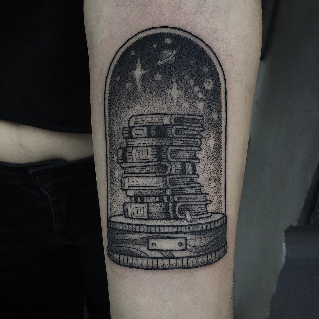 Image result for reading tattoo tattoos pinterest for Tattoo girl book