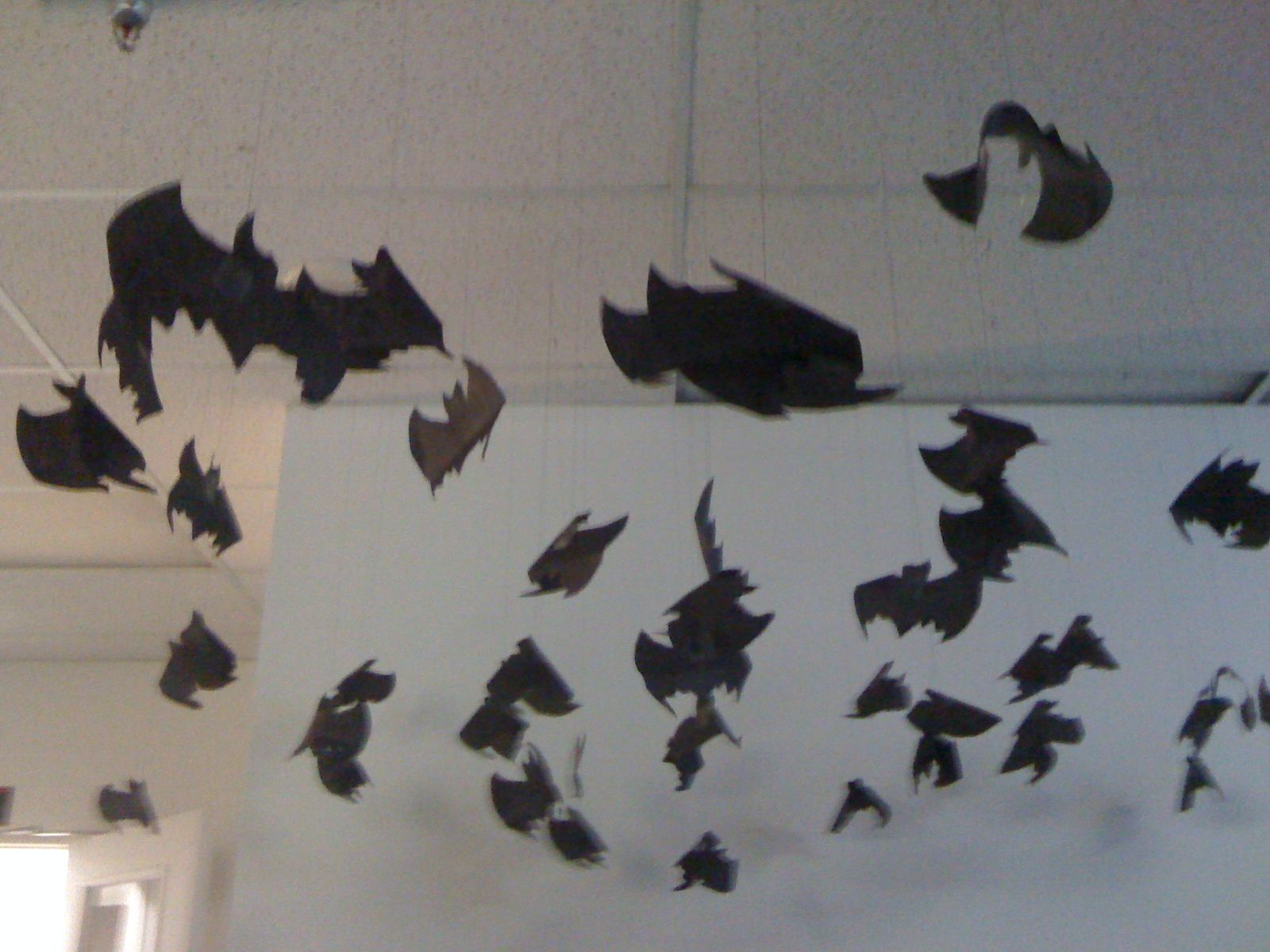 cubicle - Office Halloween Decoration Ideas