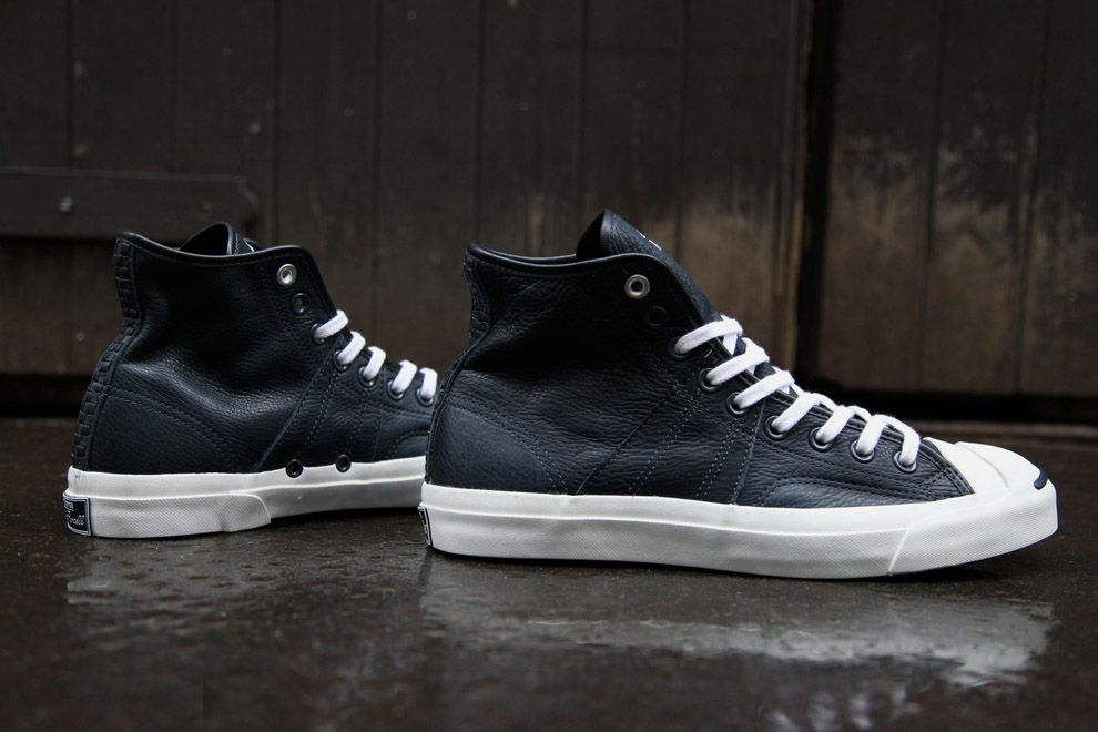Converse x NEIGHBORHOOD: Jack Purcell & Chuck Taylor
