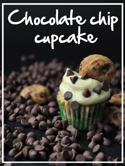 Chocolate Chip Cupcakes Cupcake Recipes Chocolate Chip