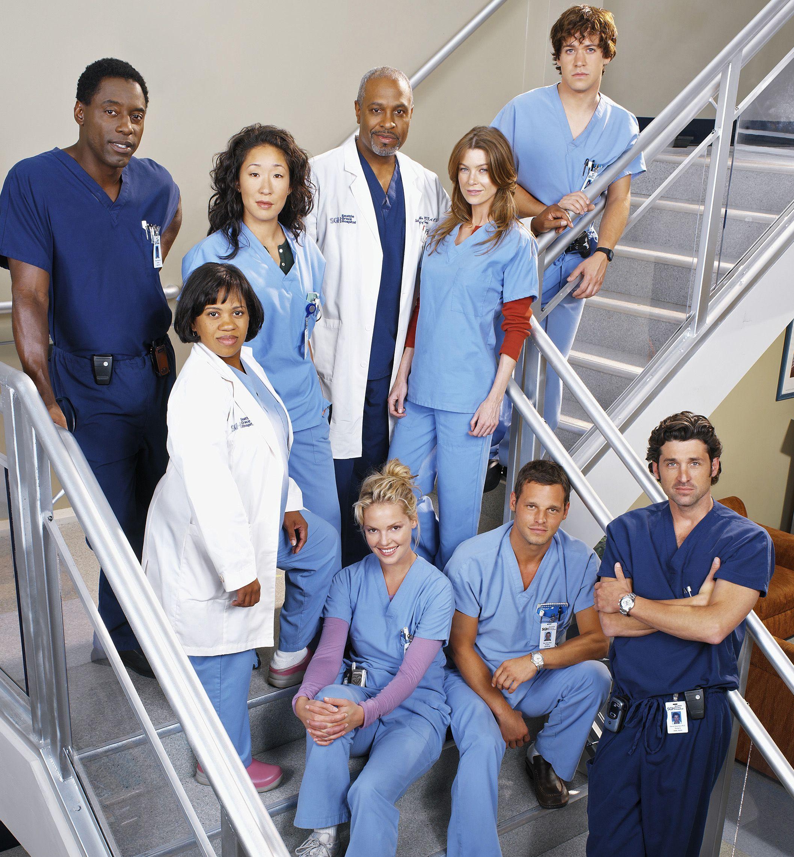 Original cast of \