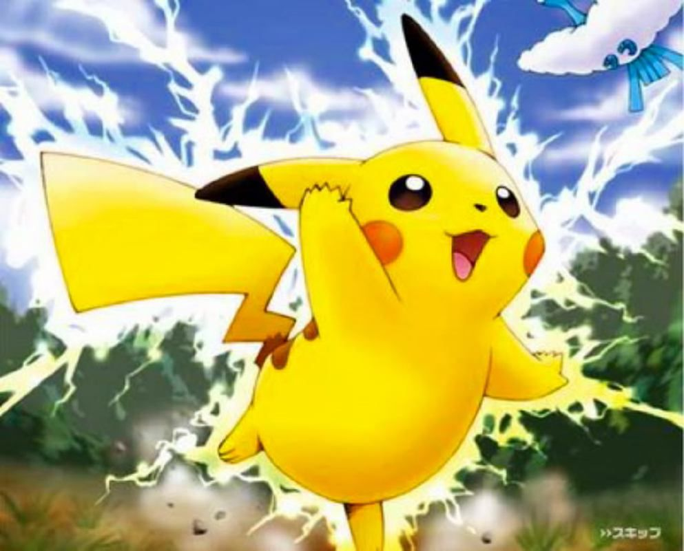 Funny Pikachu Wallpapers