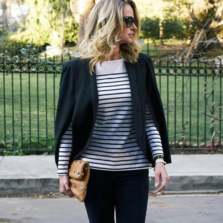 Love this unique Cape Blazer and Clutch. Get them @threadsnapla #threadsnap #threadsnapla #fashion #shopping  http://bit.ly/ThreadSnap