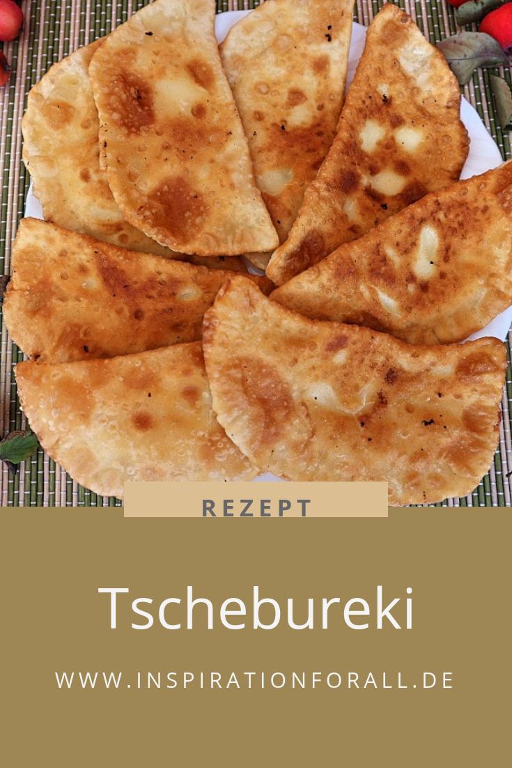 Photo of Tschebureki – leckeres Rezept für herzhafte Teigtaschen