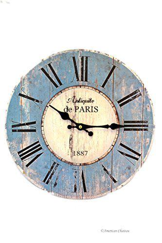 Robot Check Paris Wall Clock Clock Wall Clock