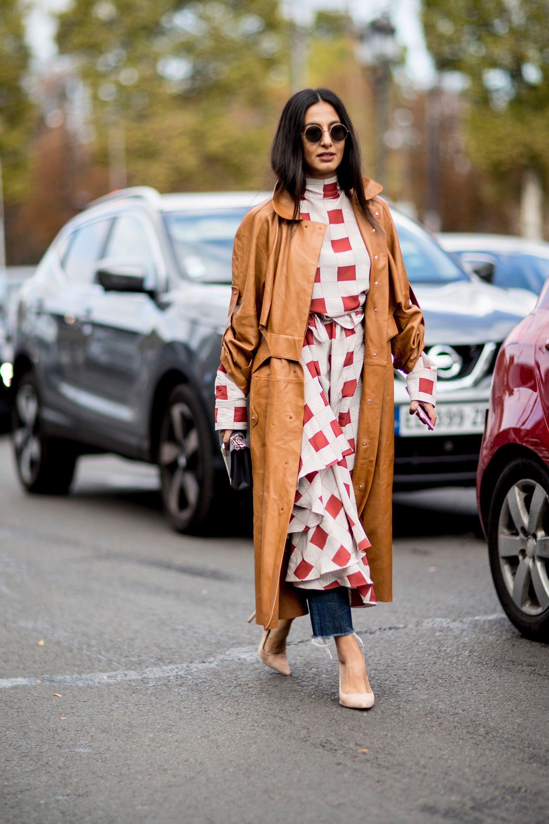Fashion Paris Week Street Style Spring