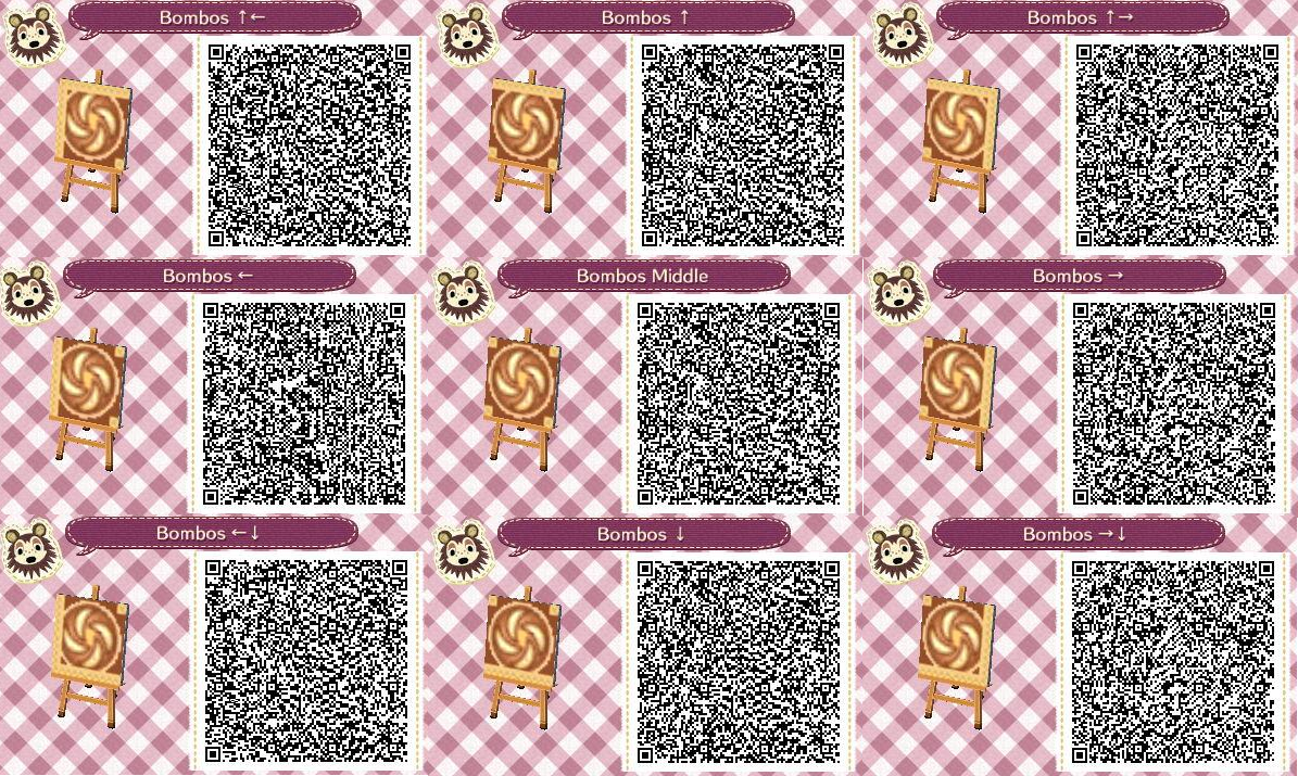 Ac nl pattern path animal crossing paths pinterest for Acnl boden qr codes