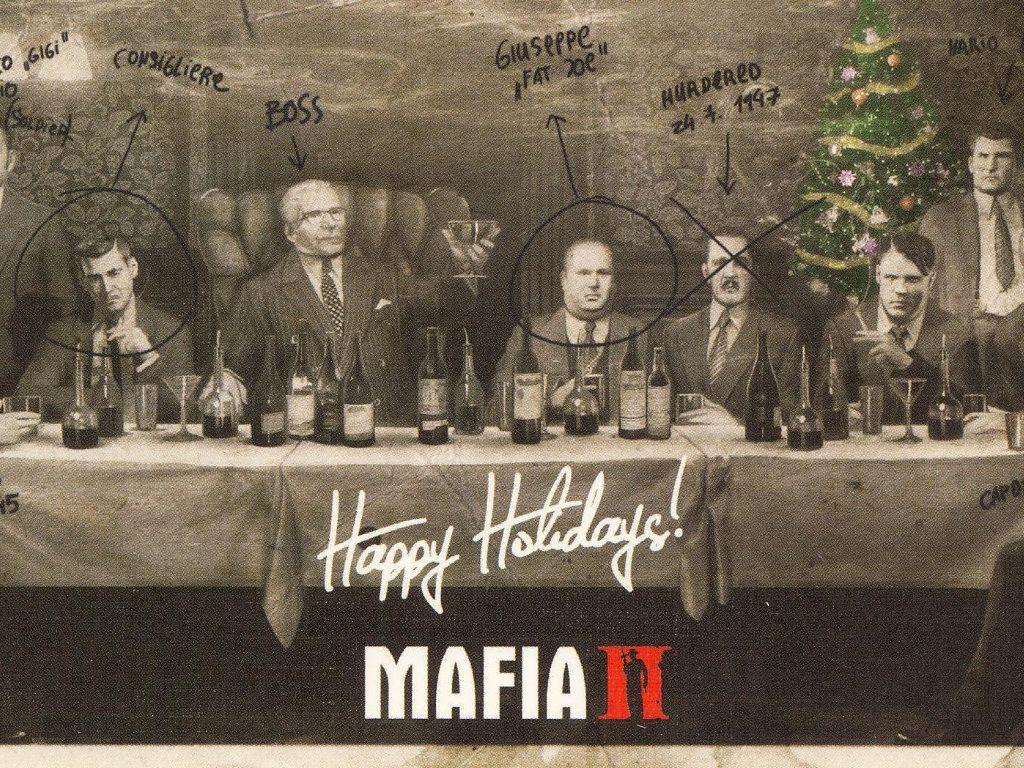 Group Of Movies Wallpaper Mafia 2