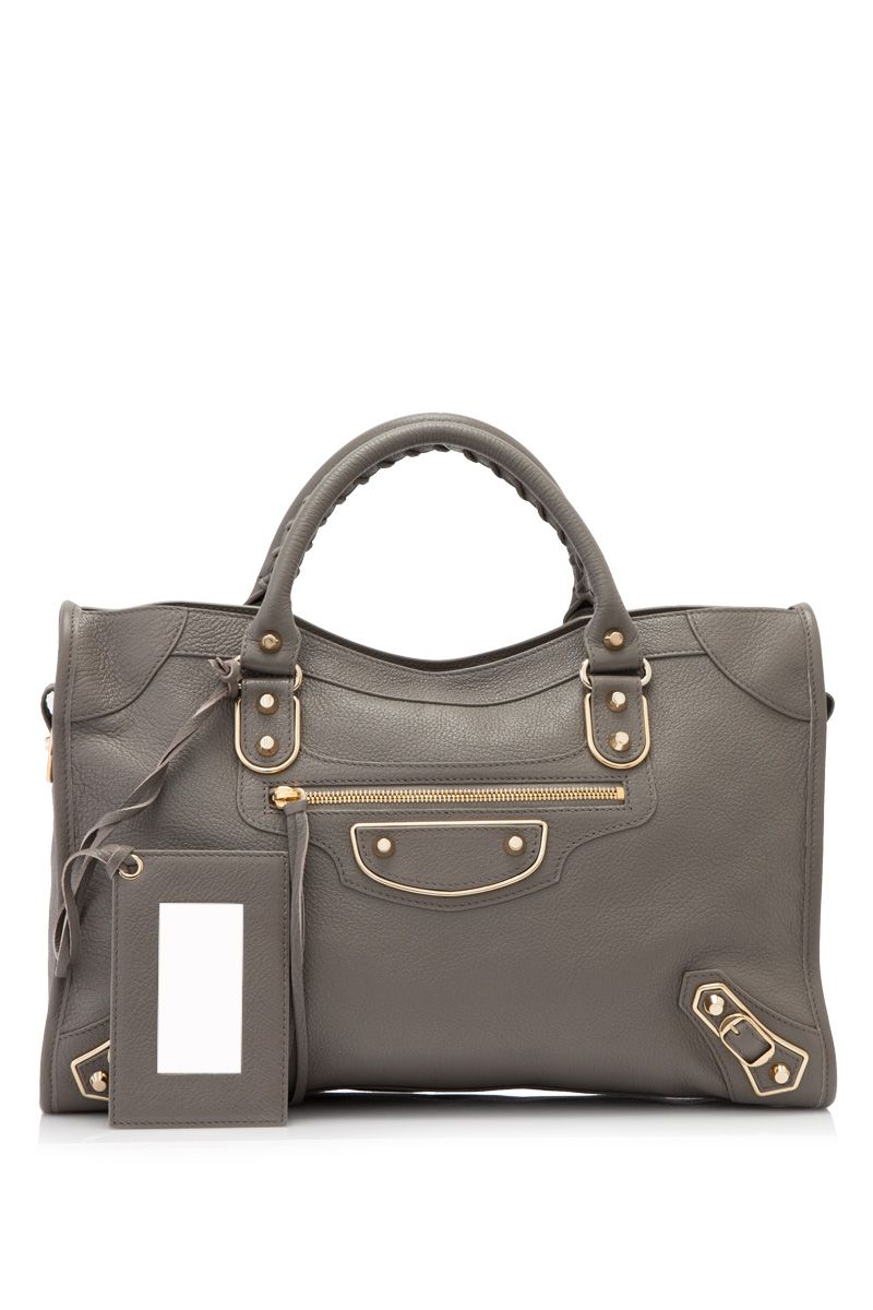 2a08effeab BALENCIAGA - Balenciaga Holiday Collection Classic Metallic Edge City |  Reebonz