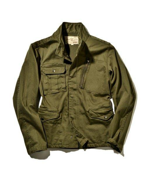 【フィールドジャケットM65型】おしゃれで機能的なミリタリーアウターをGETする