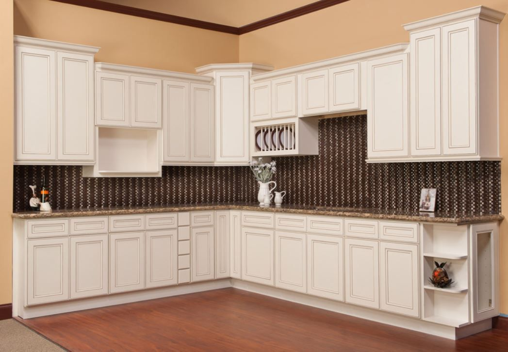 Antique White - RTA Cabinet Supply - Kitchen and Bathroom RTA Cabinets - A Common Example Is A Shaker Door Style. Description From