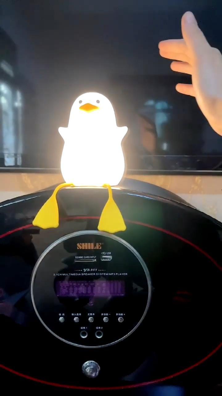 Coolgiftmart Cute Duck Night Light