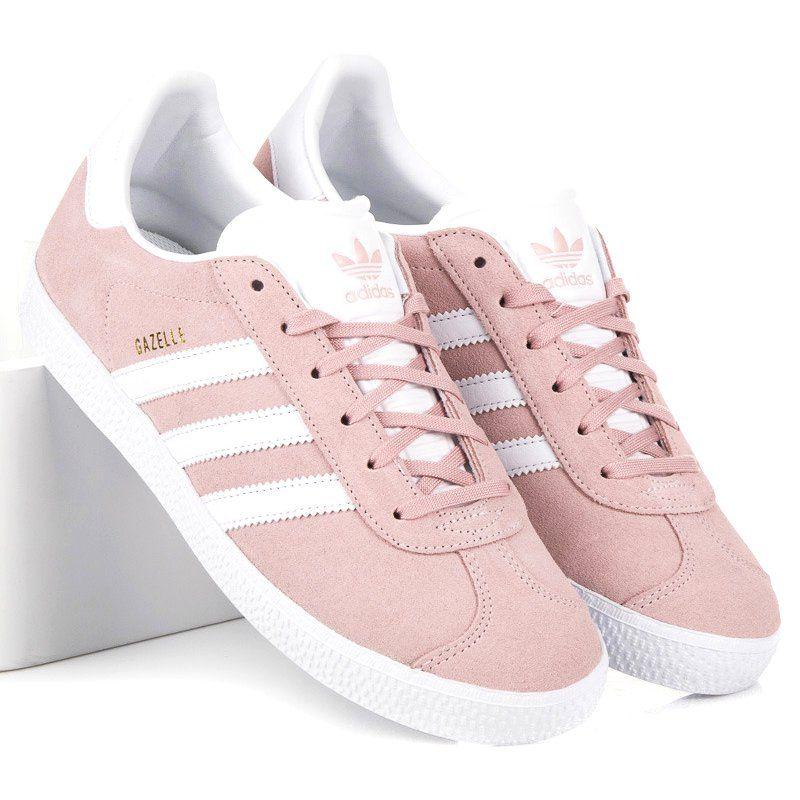 zapatillas rosas adidas