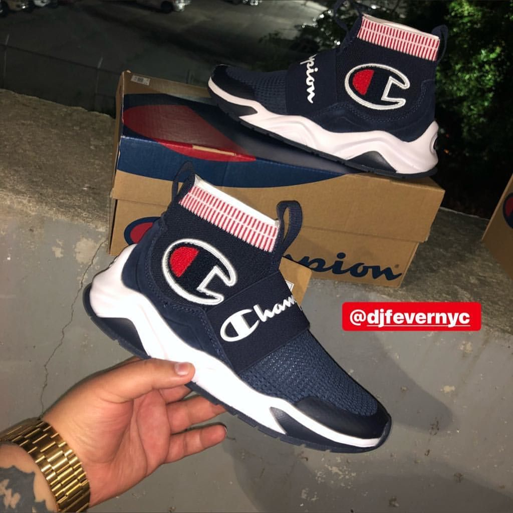 Champion shoes, Champion sneakers, Sneakers