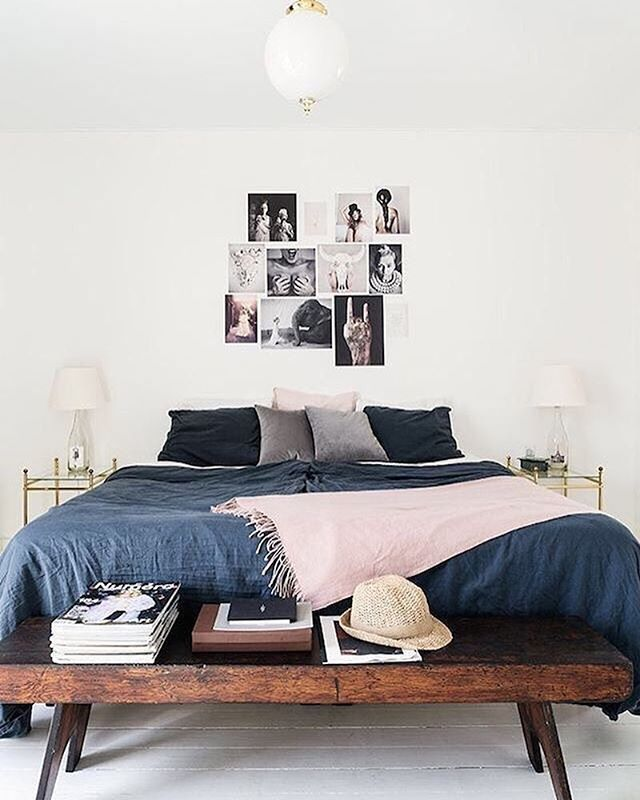 Gorgeous bedroom color scheme