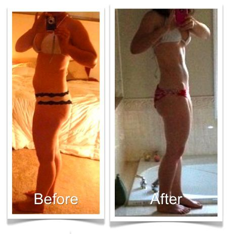 DAMY Bikini Body Program Transformation! (Bester Körper jemals Herausforderung finalis ...   - Fitne...