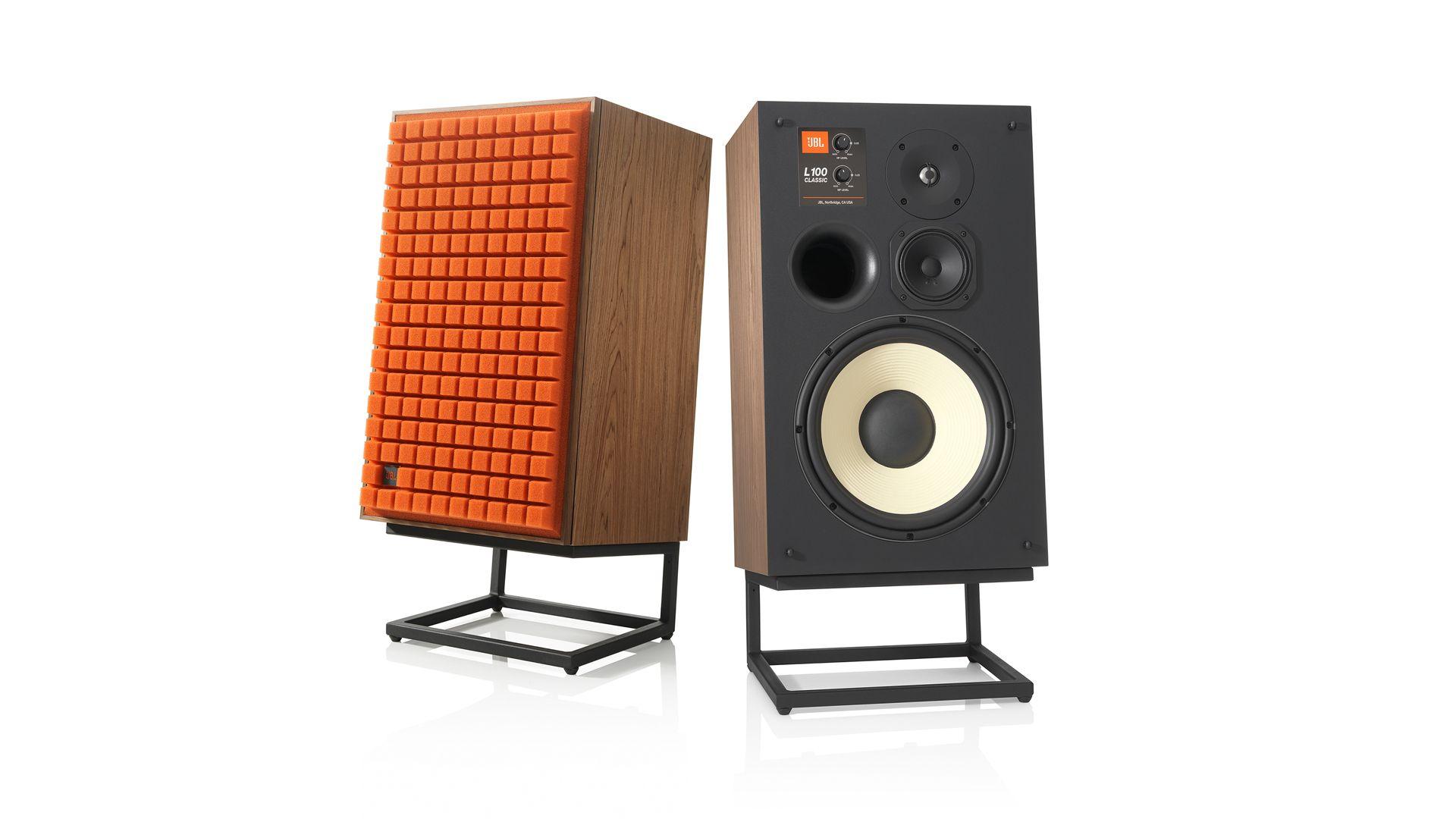 JBL L100 Classic Speaker Jbl, Bookshelf speakers, Speaker
