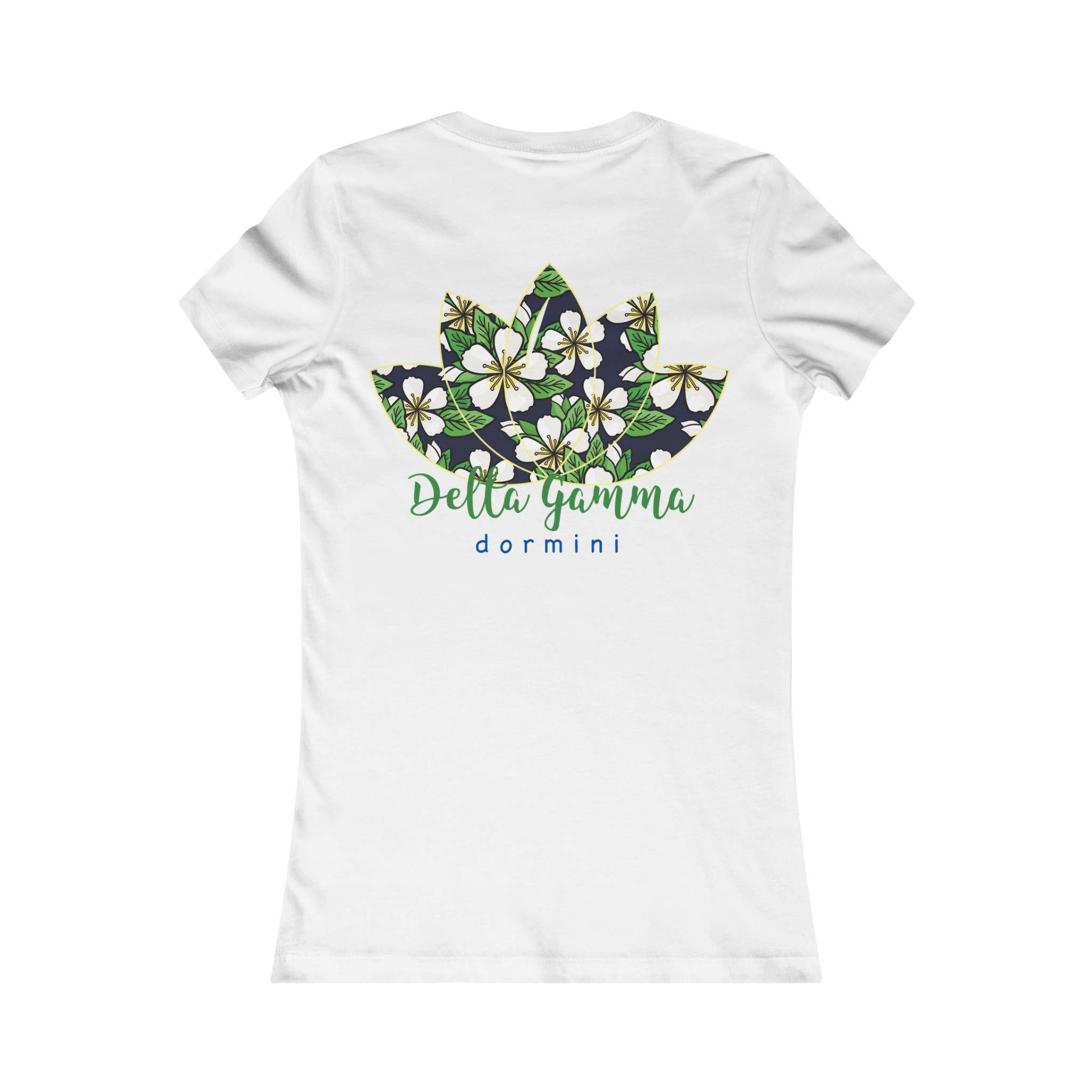 Delta gamma sorority lotus flower comfortable t shirt delta gamma delta gamma sorority lotus flower comfortable t shirt izmirmasajfo