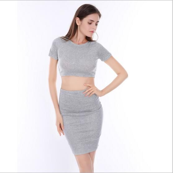 2016 female Sexy Short Sleeve Hip Package Dress