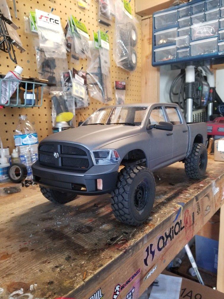 Rc Dodge Ram 1500 Rc Cars And Trucks Rc Drift Cars Rc Crawler