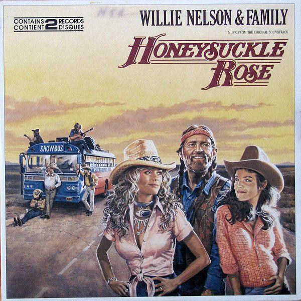Willie Nelson & Family - Honeysuckle Rose (Music From The ...