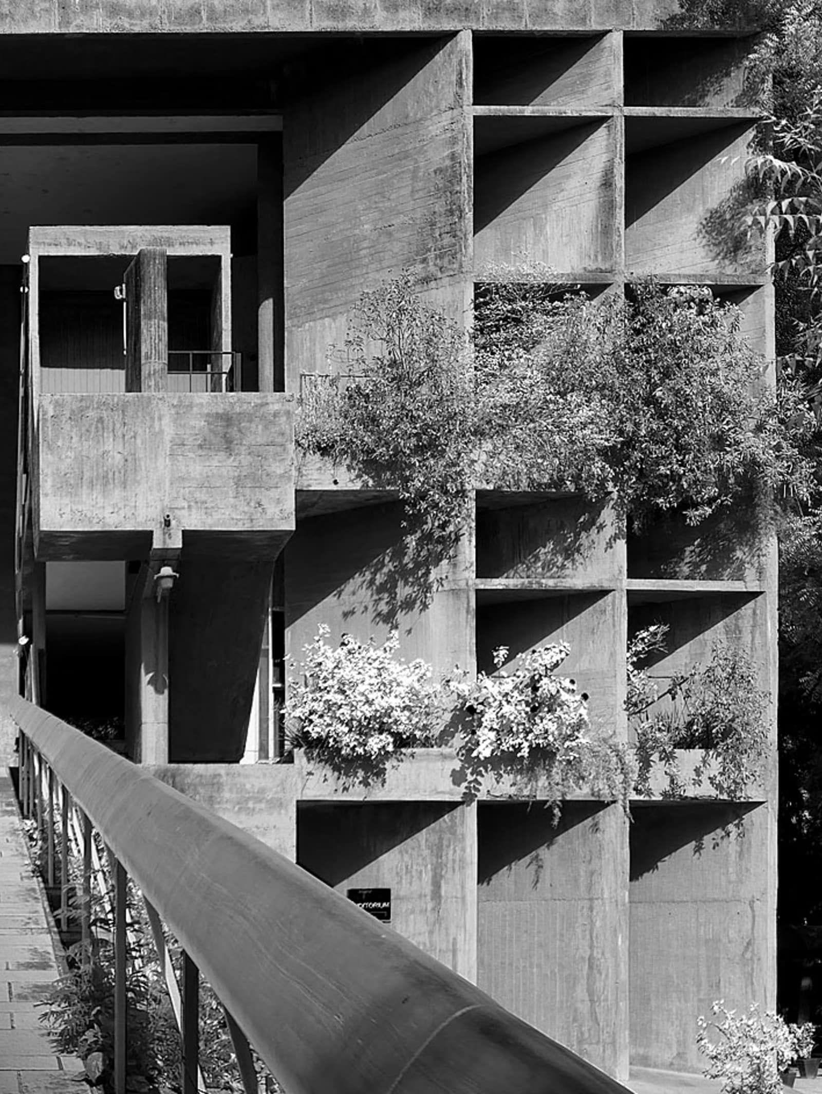 Brunner Sanina Architect Le Corbusier Palais Des Filateurs